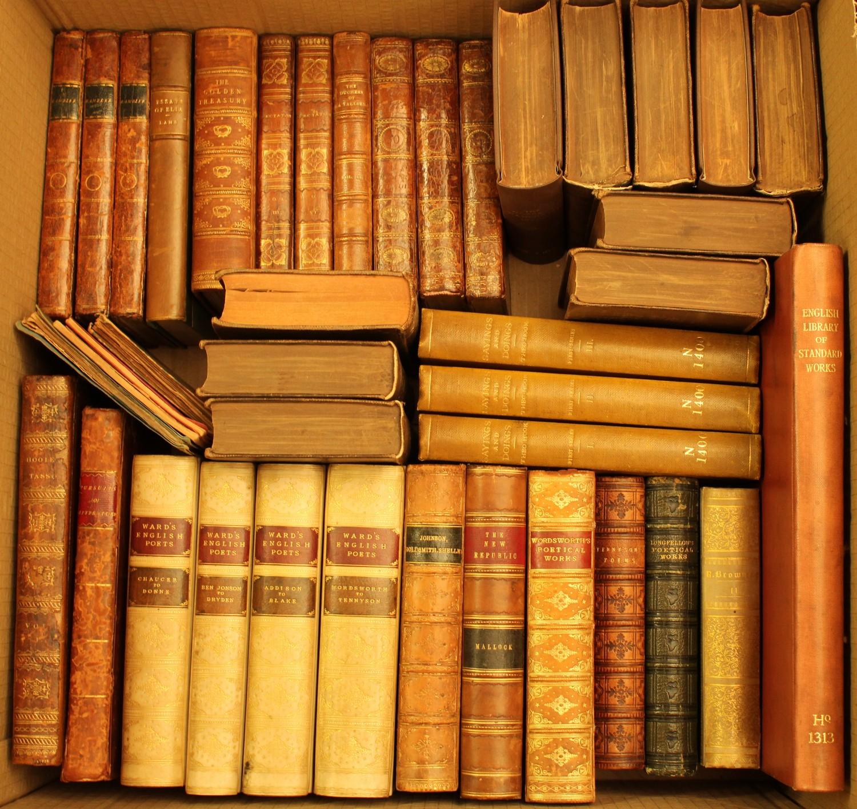 Literature - [Mathias (Thomas James)], The Pursuits of Literature: A Satirical Poem in Four