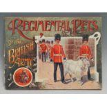 Children's/Juvenile Book - Militaria, Holloway (Edgar A., illustrator), Regimental Pets of the