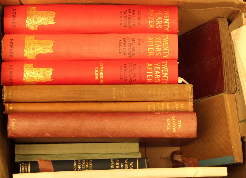 Military History - World War One - Swinton (Maj. Gen. Sir Ernest, K.B.E., C.B., editor), Twenty - Image 3 of 3