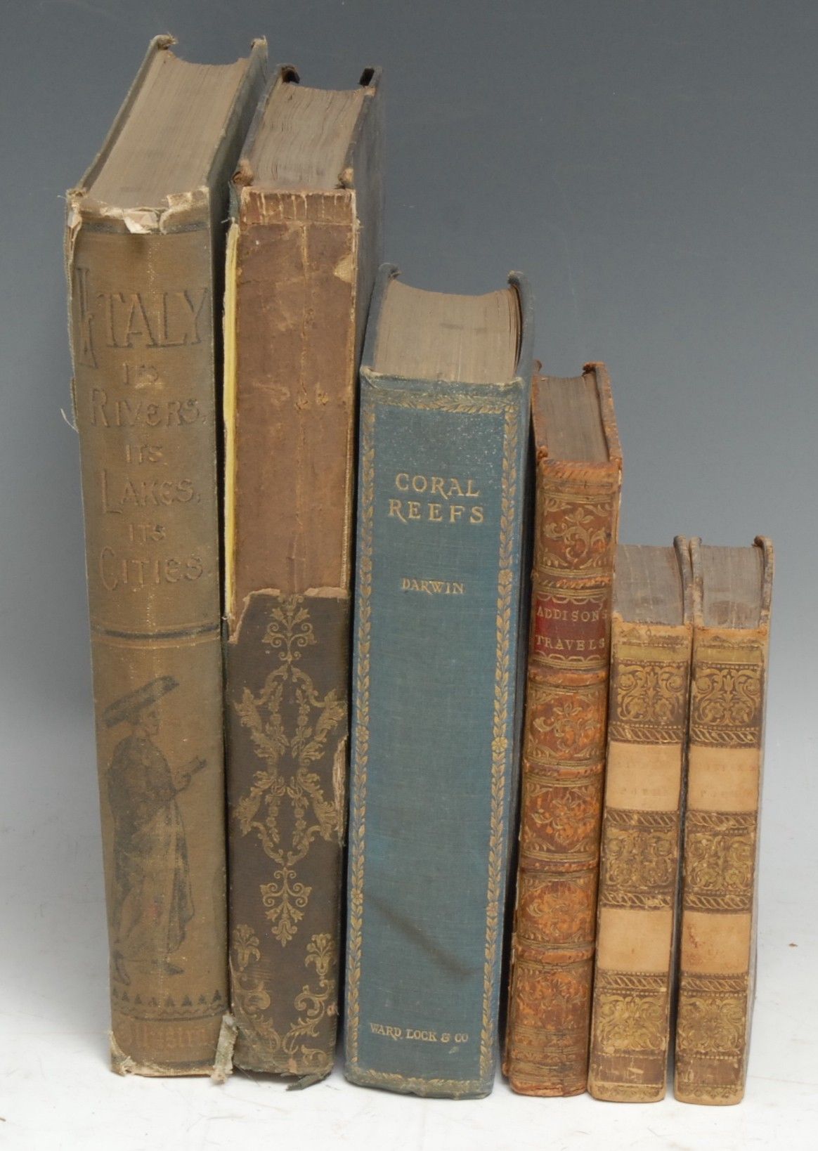 Miscellaneous - Travel, Addison (Joseph), Remarks on Several Parts of Italy, &c., In the Years 1701,