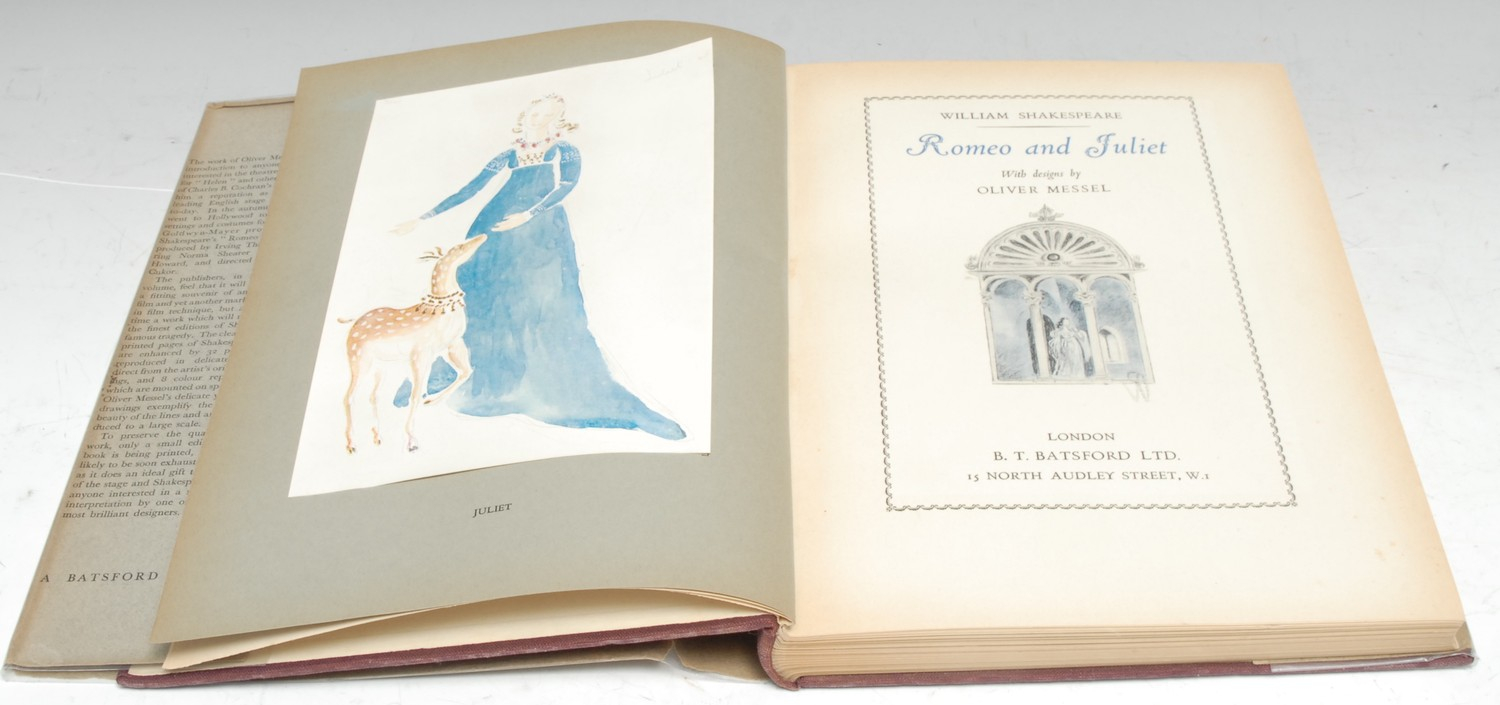 Oliver Messel (1904-1978) - Shakespeare (William) & Messel (Oliver, illustrator), Romeo and - Image 2 of 2