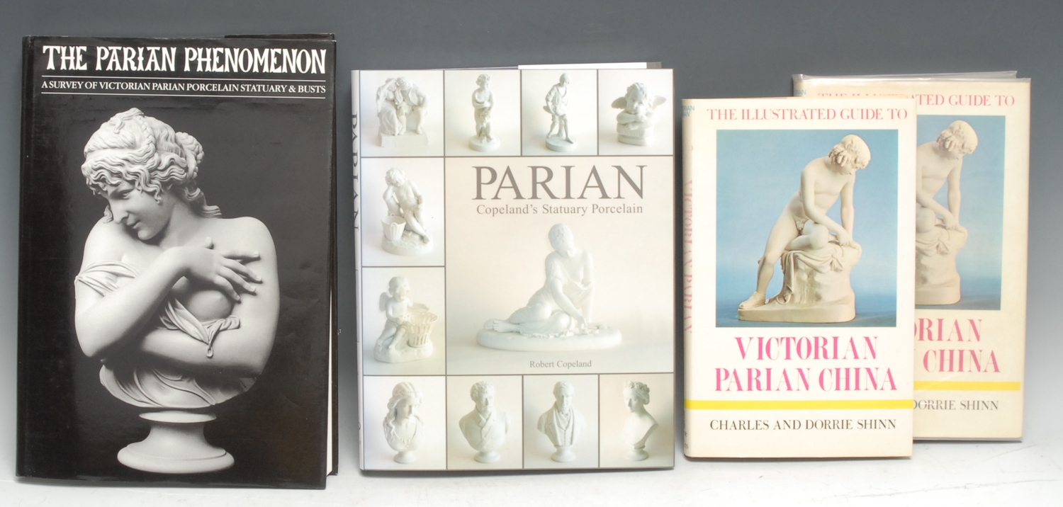 Antiques Reference - Atterbury (Paul, editor), The Parian Phenomenon: A Survey of Victorian Parian