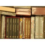 Folio Society - Hemingway (Ernest), five volumes, slipcase en suite, (5); Holt (Thaddeus), The
