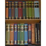 Folio Society - Trollope (Anthony), The Chronicles of Barsetshire, six-volume set, slipcased as two,