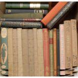 Folio Society - Collins (Wilkie) & La Dell (Edwin, illustrator), The Moonstone: A Romance, 1951,