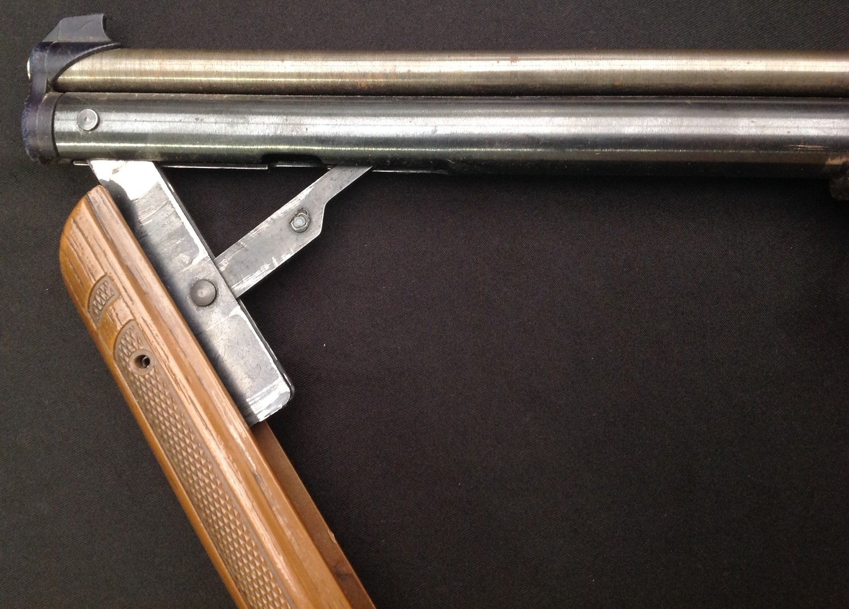 Crossman American Classic Model 1377 .177cal Pump Up Action Air Pistol. Serial number 878221688. - Image 6 of 7