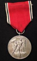 WW2 Third Reich Medaille zur Erinnerung an den 13. März 1938 - Commemorative Medal 13 March 1938.