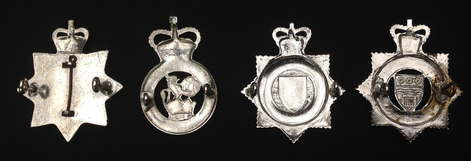 Queens Crown Officers British Transport Commision Police: Queens Crown enamelled British Transport - Image 2 of 3