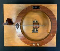 Scientific Instruments; a 'Philip Harris of Birmingham' Current Balance.