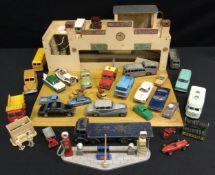 Vintage Toys; Corgi, Dinky, Lesney, etc, qty.