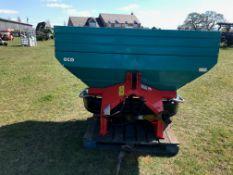 2011 Reco Sulky DRC 1450 fertiliser spreader