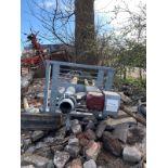 6ft Galvanised Storth Slurry Pump
