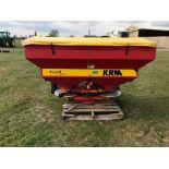 KRM DZS fertilizer spreader