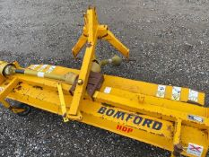 Bomford HDP 8ft Yard Brush/Sweeper with PTO