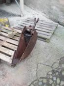 """Mcconell 6"""" Trenching Bucket with Ejector Plate"""