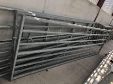 Agriculturial 12ft Gate