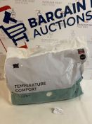 Temperature Comfort 4.5 Tog Duvet, Single RRP £39.50