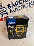 Draper 12V Power Pack RRP £89
