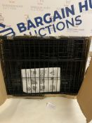 Ellie-Bo Dog Puppy Cage Small 24 Inch