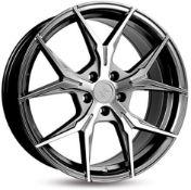 Keskin KT19-8.5X19 ET45 5X72.60 Alloy Wheel RRP £80