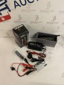 NOCO Genius10UK 10-Amp Fully Automatic Smart Charger RRP £120