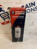 Spear & Jackson Pressure Sprayer