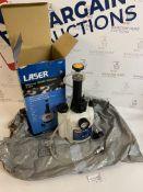 Laser LAS4832 Manual Brake Bleeder, 2.0 Liter RRP £85