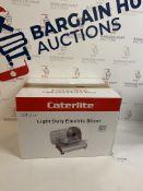 Caterlite GH489 Light Duty Meat Slicer RRP £75