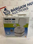 Thetford 92820 Porta Potti 365 Portable Toilet RRP £85