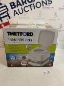 Thetford Porta Potti 335 Portable Toilet RRP £100