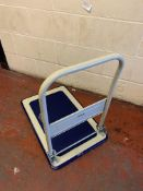 Oypla 150kg Platform Hand Sack Truck Trolley Transport Heavy Duty (missing wheels)