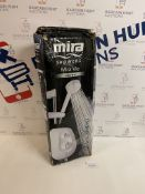 Mira Showers 1.1788.004 Vie 8.5 kW Electric Shower - White/Chrome RRP £109