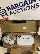 Mira Showers 1.1788.004 Vie 8.5 kW Electric Shower - White/Chrome RRP £109