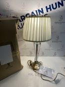 Classic Luxury Table Lamp, Large RRP £109