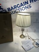 Classic Luxury Table Lamp, Small RRP £80