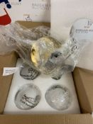 Opal Globe 3 Light Pendant RRP £89
