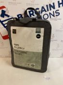 Anti Allergy Synthetic 4.5 Tog Duvet, King Size RRP £49.50