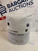 Microfibre Synthetic 13.5 Tog Duvet, Super King