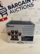Swann CCTV System - 6 x 1080p HD Thermal Sensing Cameras & 1TB HDD DVR RRP £400