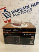 Russell Hobbs RHM2076B 20 Litre 800 W Digital Solo Microwave RRP £65