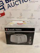 Russell Hobbs Honeycomb 4-Slice Toaster