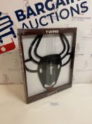 Twinz Quartz Cow Design Wall Clock