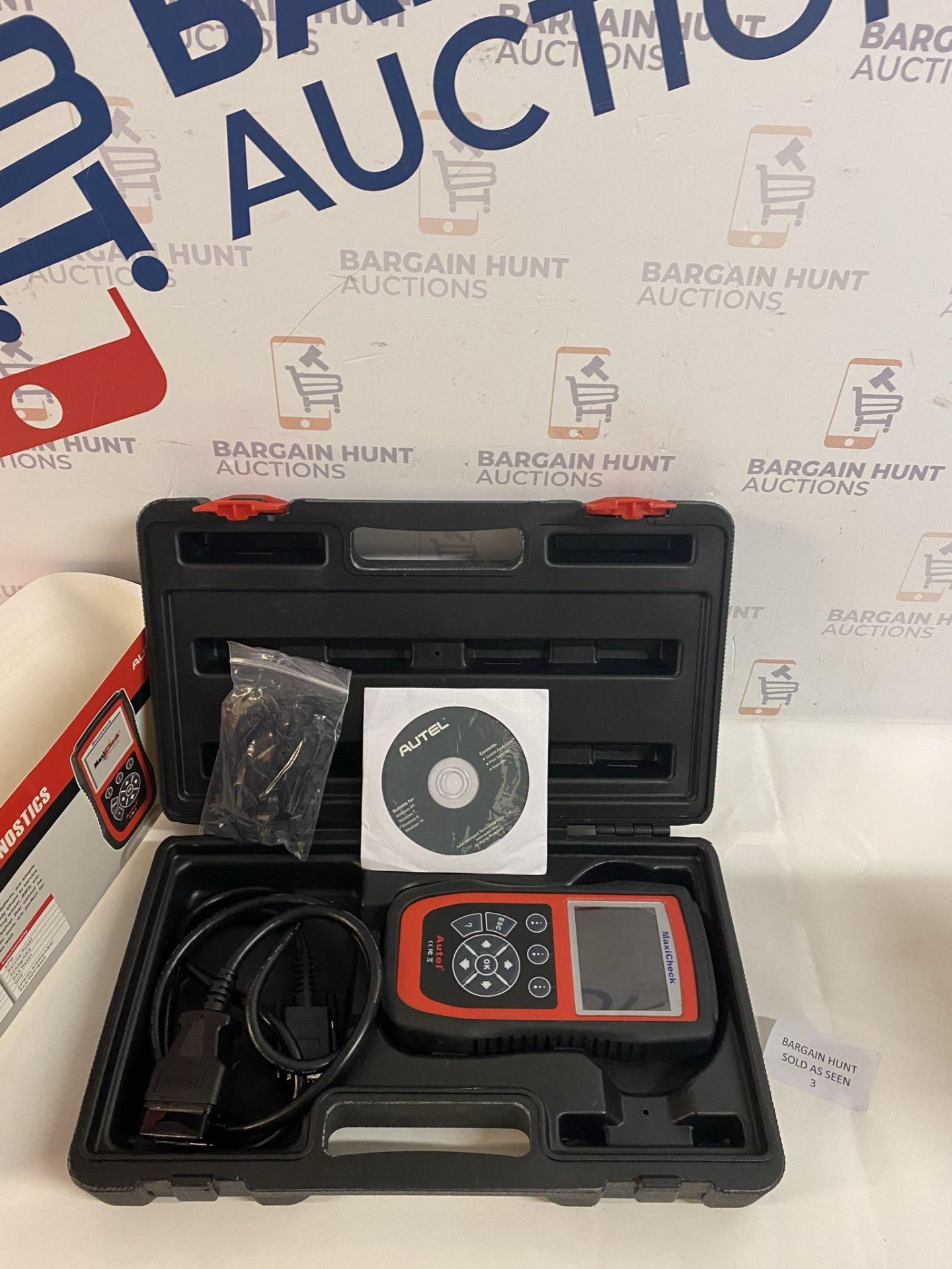 Autel MaxiCheck Pro Auto Diagnostic Tool RRP £150 - Image 2 of 3