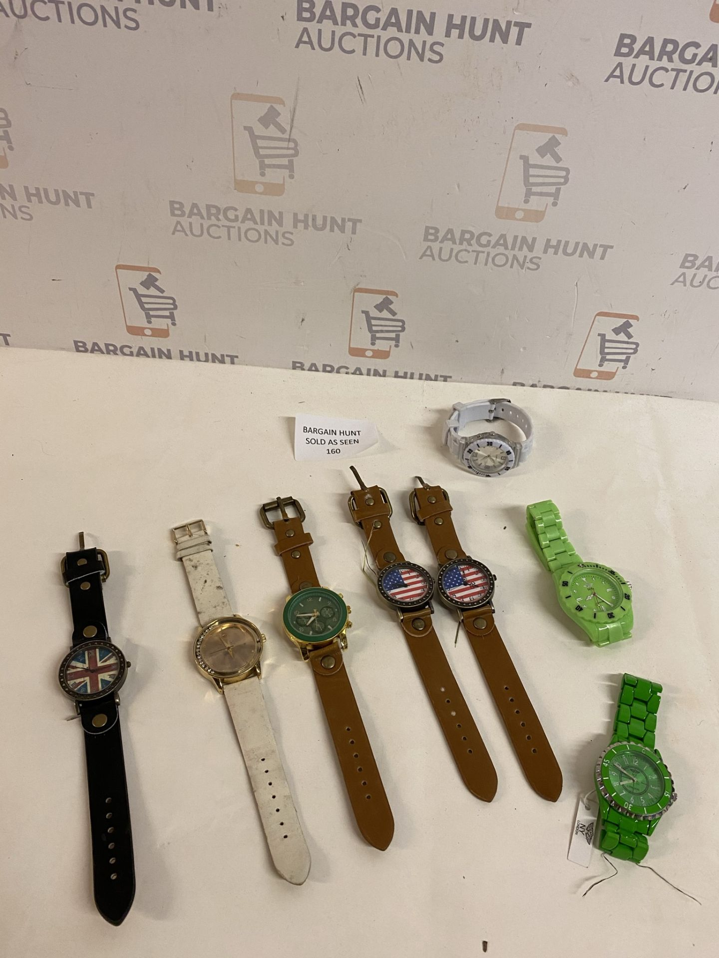 Set of 8 Watches