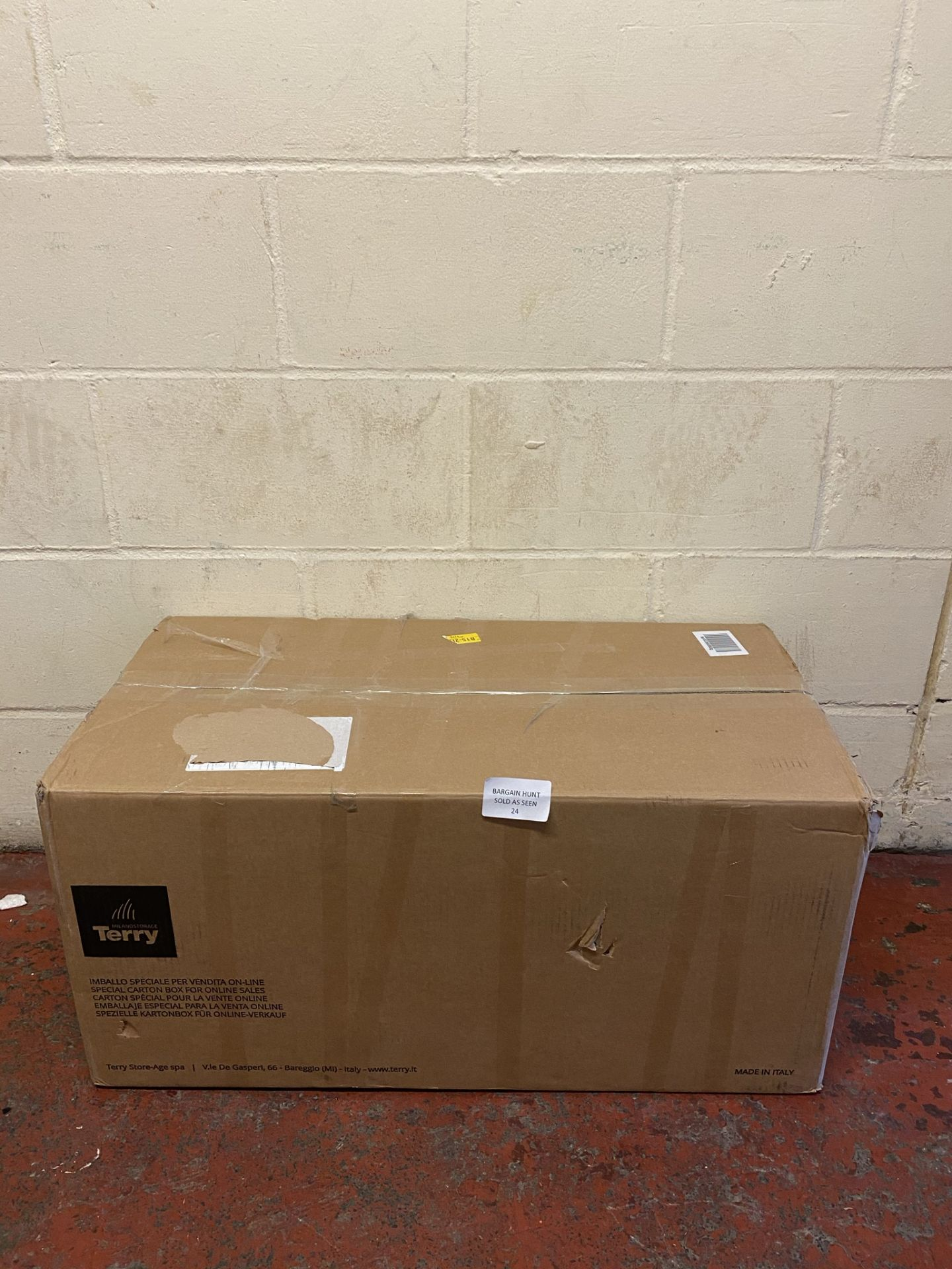 Terry Jline 268 Cabinet RRP £65