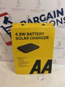 AA 12V Car Solar Battery Charger