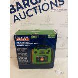 Sealey Roadstart Emergency Power Pack RRP £80