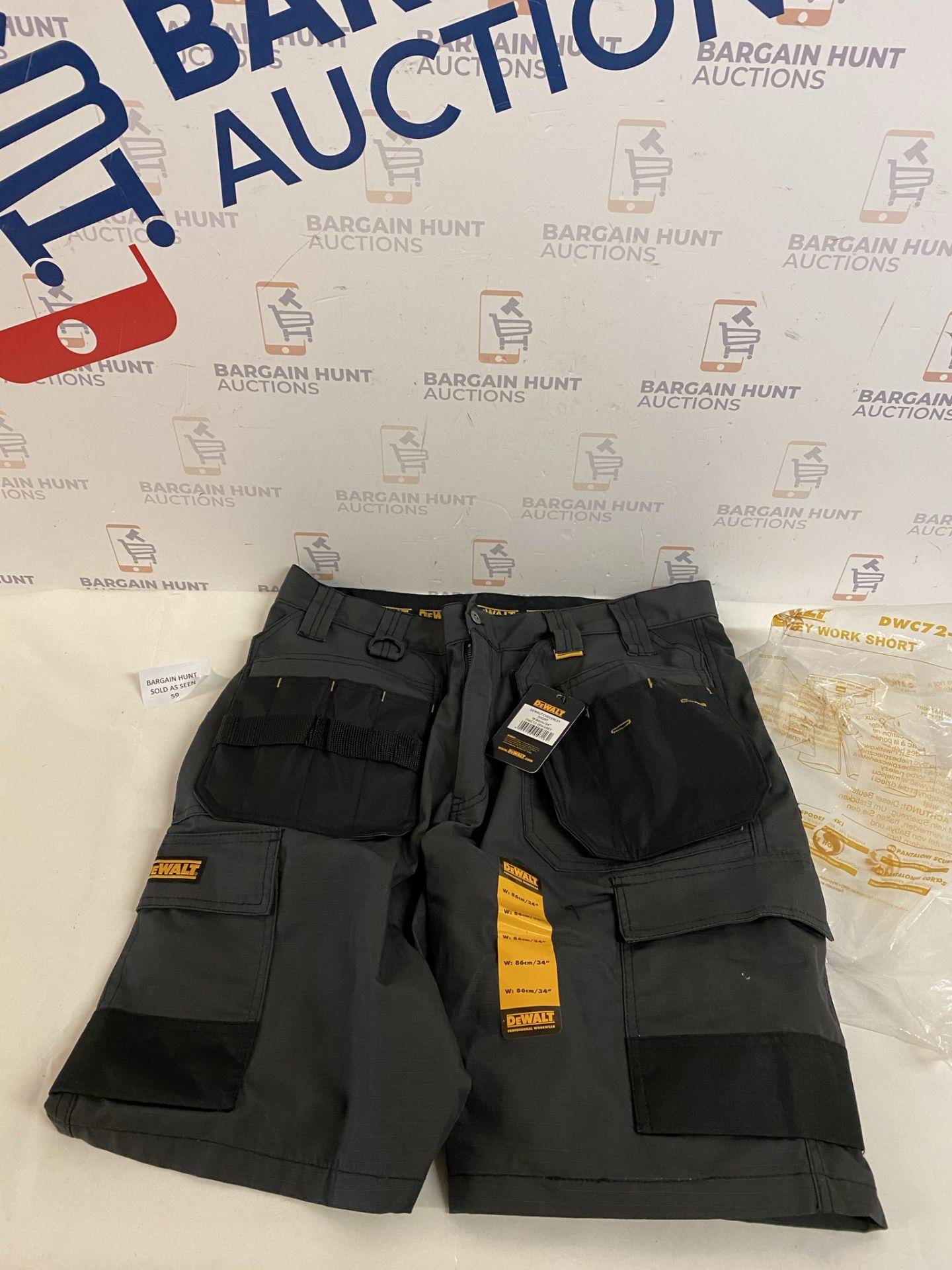 DeWalt Work Shorts, 34W