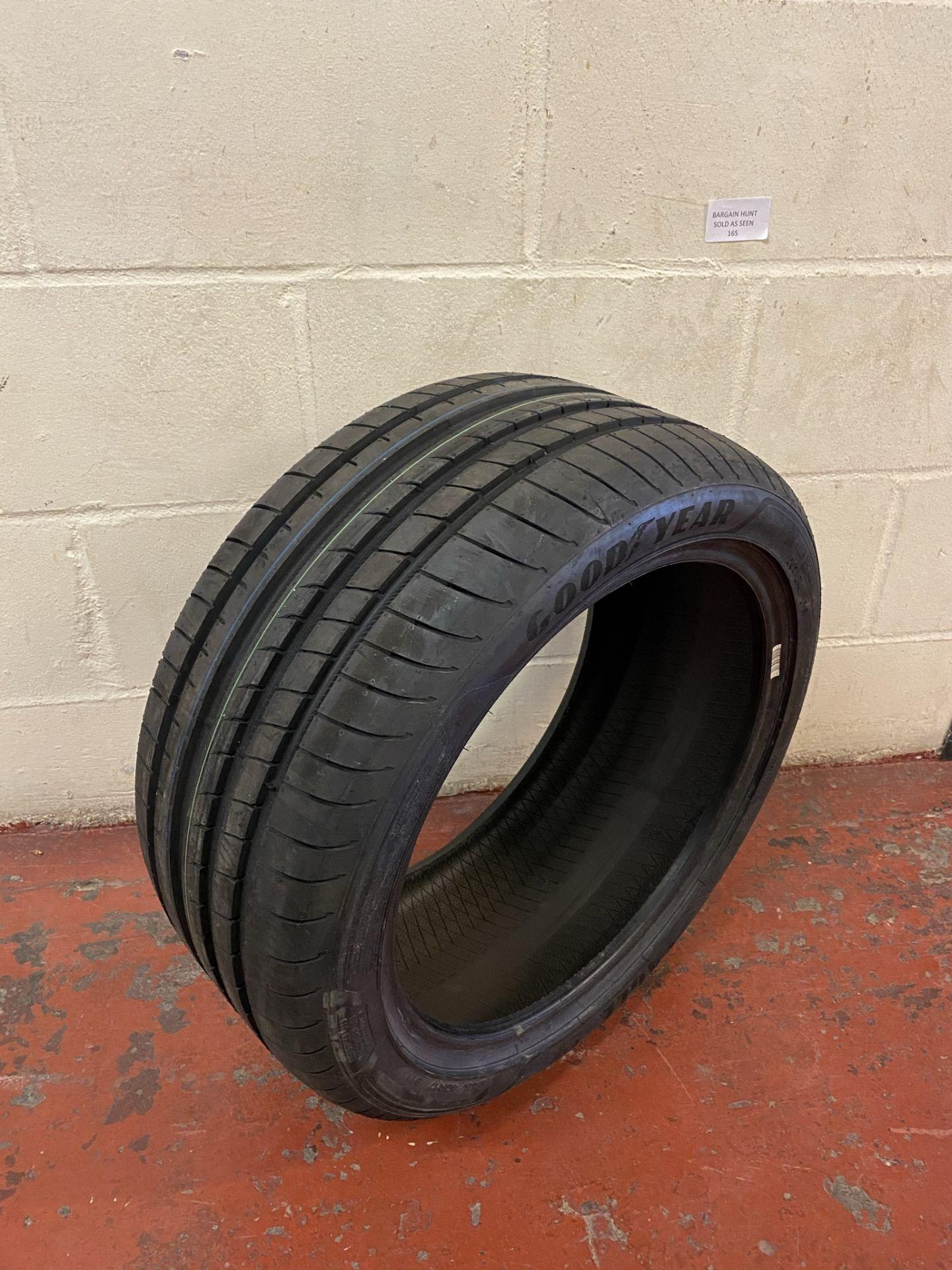 Goodyear Eagle F1 Asymmetric 3 FP - 245/40R17 91Y - Summer Tire RRP £100