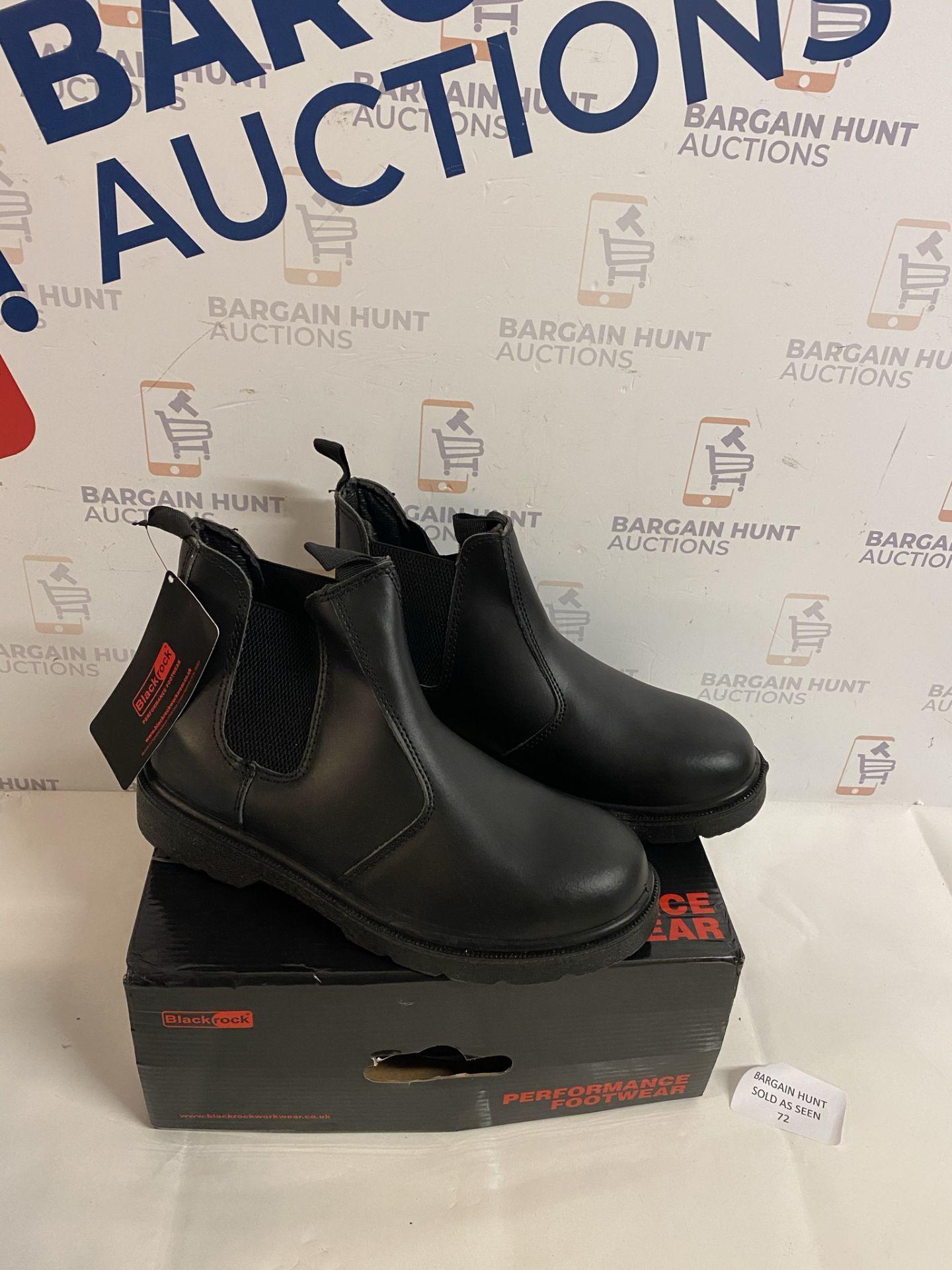 Blackrock SF12B Dealer Safety Boot, 8 UK